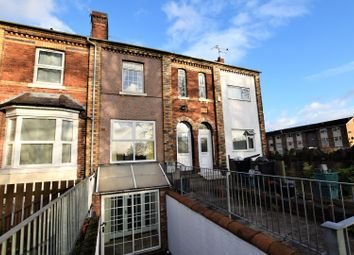 Thumbnail 6 bed terraced house for sale in Rhosddu Road, Wrexham