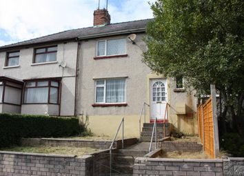 Thumbnail 3 bed terraced house for sale in Pen Y Wern, Coed Mawr, Bangor