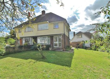 Thumbnail 3 bed semi-detached house for sale in Barncroft Way, Havant