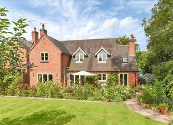 Thumbnail 4 bed detached house for sale in The Lime Kilns, Breedon-On-The-Hill, Derby