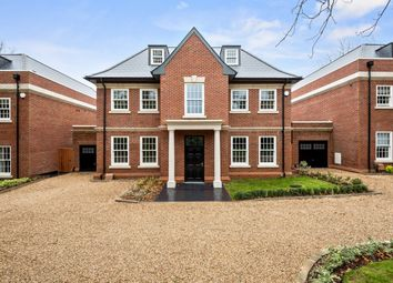 Thumbnail 6 bedroom detached house for sale in Milespit Hill, London