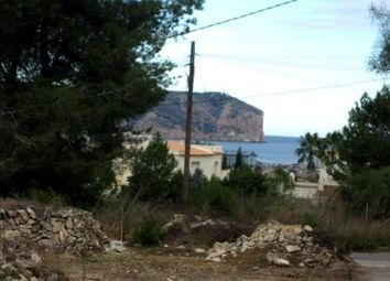 Thumbnail Land for sale in Xàbia, Alacant, Spain