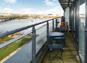 Thumbnail 2 bed flat for sale in Douglas House, Ferry Court, Cardiff, Caerdydd