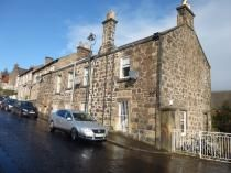 Thumbnail 4 bed flat to rent in Upper Bridge Street, Stirling