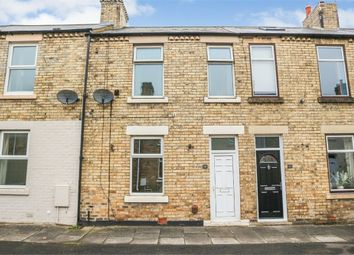 Thumbnail 3 bed terraced house for sale in Marjorie Street, Cramlington, Northumberland
