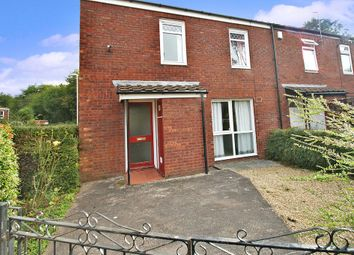 Thumbnail 2 bed end terrace house for sale in Snowdon Court, Cwmbran