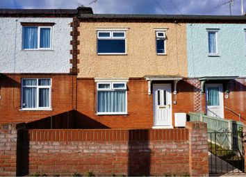 Thumbnail 2 bed terraced house for sale in Grafton Road, Harwich
