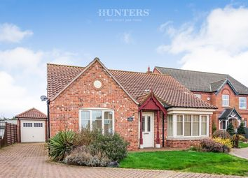 Thumbnail 3 bed bungalow for sale in Hawthorn Croft, Misterton, Doncaster