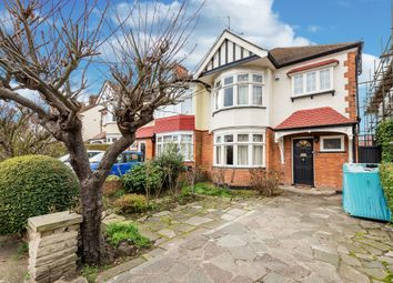 Thumbnail 3 bed semi-detached house for sale in Overton Drive, London