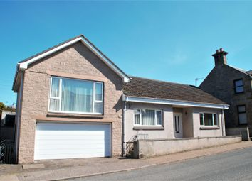Thumbnail 3 bed bungalow for sale in Harbour Street, Hopeman, Elgin
