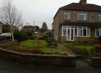 Thumbnail 3 bed terraced house for sale in Lesmere Grove, Bradford