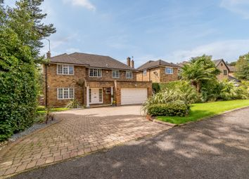 4 bed detached house for sale in Armitage Close, Loudwater, Rickmansworth WD3