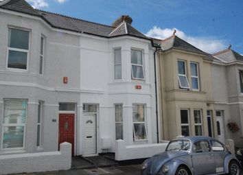 Thumbnail 3 bed terraced house to rent in Rowden Street, Plymouth
