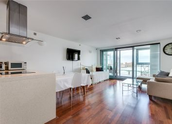 Thumbnail 2 bed flat to rent in Altura Tower, Bridges Court Road, London