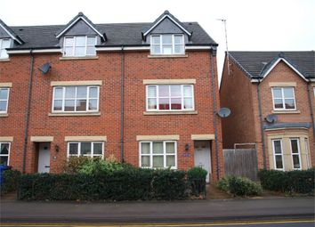 Thumbnail 3 bed end terrace house for sale in Shobnall Street, Burton-On-Trent, Staffordshire