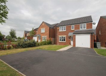 Thumbnail 4 bed detached house for sale in Broadway, Urmston, Manchester