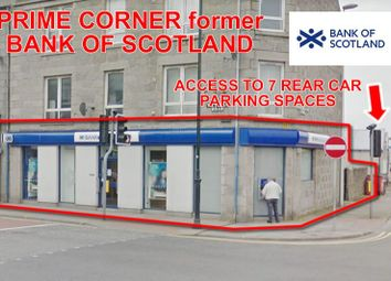 Thumbnail Commercial property for sale in 24, Victoria Road, Aberdeen AB119Dr