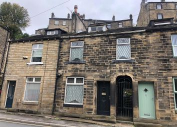 Thumbnail 3 bed terraced house for sale in Station Road, Holmfirth