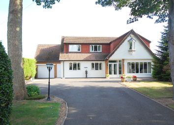 Thumbnail 4 bed detached house for sale in Lanterns, Station Road, North Thoresby