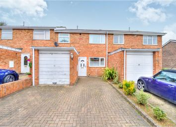 Thumbnail 3 bed terraced house for sale in Caithness Court, Bletchley, Milton Keynes