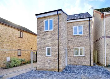 Thumbnail 3 bed detached house for sale in Cross Street, Huntingdon
