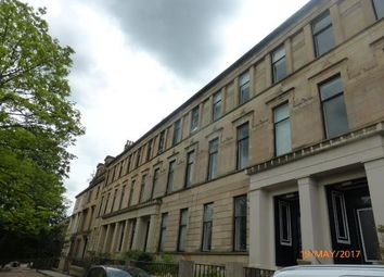 Thumbnail 1 bed flat to rent in Hamilton Drive 43 D, Glasgow City