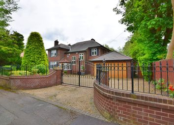 Thumbnail 4 bed detached house for sale in Broomfields Road, Appleton, Warrington