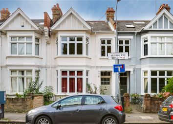 Thumbnail 4 bed terraced house for sale in Aldbourne Road, London