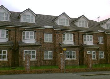 Thumbnail 2 bed flat to rent in Wallace Court, Huyton