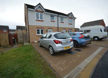 Thumbnail 3 bedroom semi-detached house for sale in Grouse Place, Kilmarnock