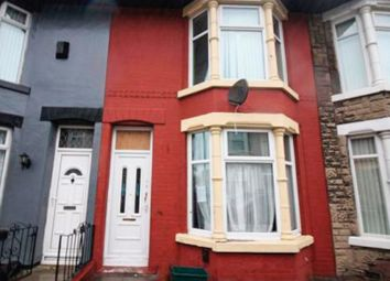 Thumbnail 3 bed terraced house for sale in Cambridge Road, Bootle, Merseyside