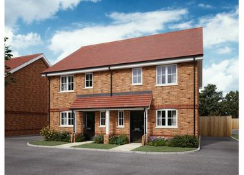 Thumbnail 3 bedroom semi-detached house for sale in Lingwell Close, Chinnor, Oxfordshire