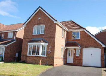 Thumbnail 4 bed detached house for sale in Taylor Way, Oldbury