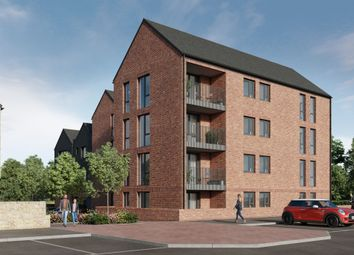 Thumbnail 2 bed flat for sale in Burrstone Gardens, Merstham, Redhill