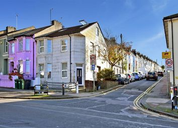 Thumbnail 3 bed maisonette for sale in Elm Grove, Brighton, East Sussex