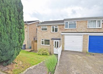 Thumbnail 4 bedroom semi-detached house for sale in Curlew Close, Downley, High Wycombe