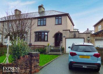 Thumbnail 3 bed semi-detached house for sale in Llanddoged Road, Llanrwst, Conwy