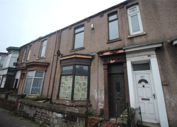 Thumbnail 3 bed terraced house to rent in Raby Road, Hartlepool