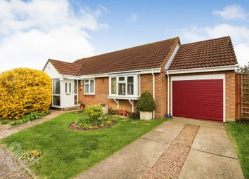 Thumbnail 3 bedroom detached bungalow for sale in Church View, Redenhall, Harleston