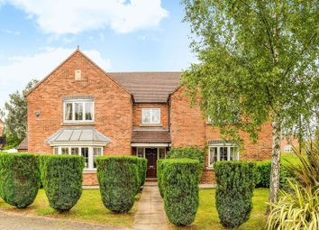 Thumbnail 5 bed detached house for sale in Guild Close, Cropston, Leicester