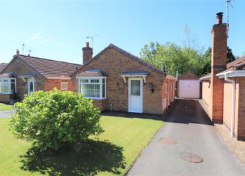 Thumbnail 2 bed detached bungalow for sale in Horsehead Lane, Bolsover, Chesterfield