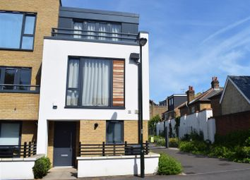 Thumbnail 4 bed terraced house to rent in Somerset Road, Teddington