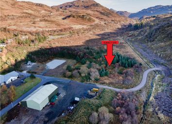 Thumbnail Land for sale in Site 3, Lochalsh Business Park, Auchtertyre, Kyle