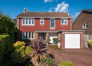 Thumbnail 4 bed detached house for sale in Stonecourt Close, Horley, Surrey