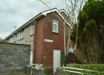 Thumbnail 2 bedroom flat for sale in Llewellyn Road, Swansea