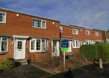 Thumbnail 2 bed town house to rent in Holkham Close, Arnold, Nottingham