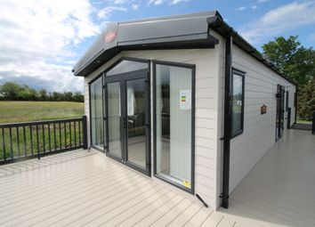 Thumbnail 2 bedroom chalet for sale in Helmsely Lodge, Blackford, Carlisle