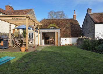 Thumbnail 4 bed cottage for sale in Higher Street, Curry Mallet, Taunton