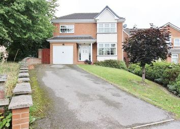 Thumbnail 4 bed detached house for sale in Cardwell Drive, Woodhouse, Sheffield