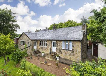 Thumbnail 3 bed detached bungalow for sale in High Bank Bungalow, Halifax Road, Keighley, West Yorkshire